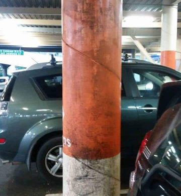Gmall carpark 1