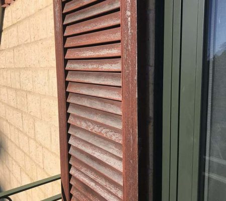 Takapuna shutters before